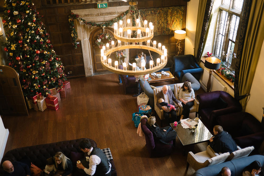 Christmas Jazz and Swing in Plymouth at Boringdon Hall Hotel
